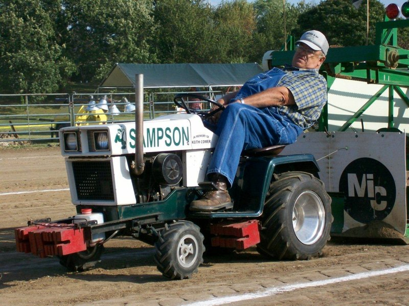 Central Illinois Garden Tractor Pullers
